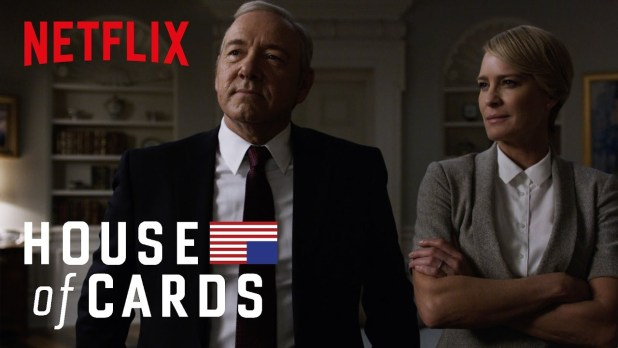 House of Cards - Saison 5 Bande-annonce (3) VO